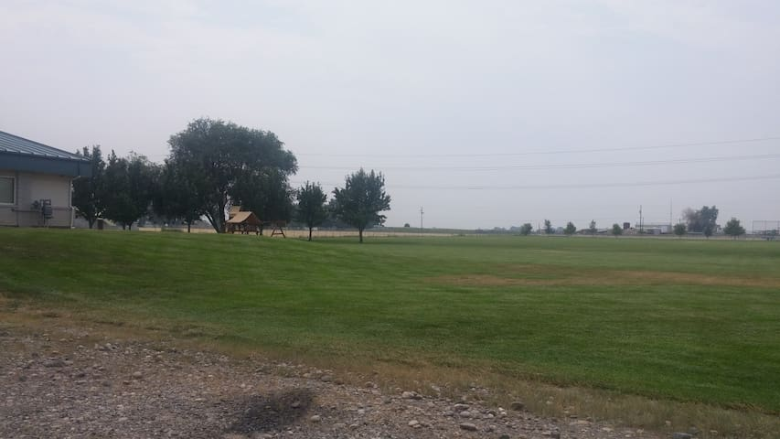 Field of Dreams Camping for RV's & Tents