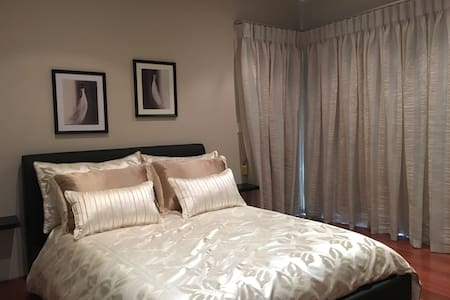 Double size guest bedroom - Winthrop - House