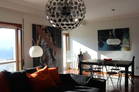 Montes e Vales no Centro - Vila Real - Apartment