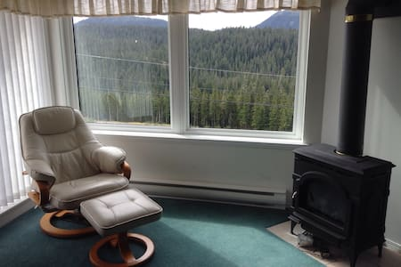 Relax away on mount Washington - Comox  - Lyxvåning