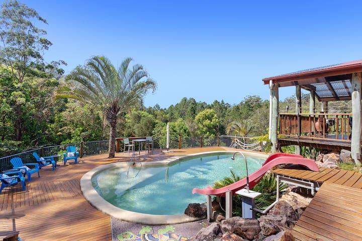 Gorgeous Mediterranean-style Hinterland Home