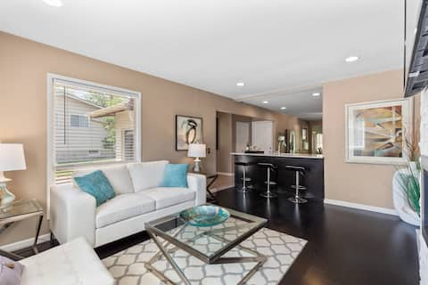 Spacious Luxurious 5BR home close to the river