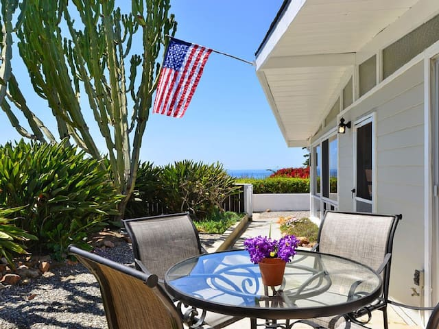 Adorable Del Mar Beach Cottage - Del Mar - Casa