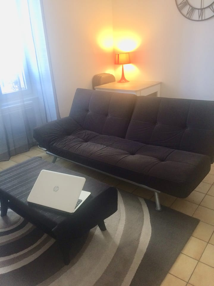 Appartement centre ville Bourges
