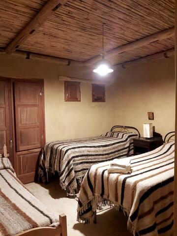 Dotmitorio 2 - 3 camas