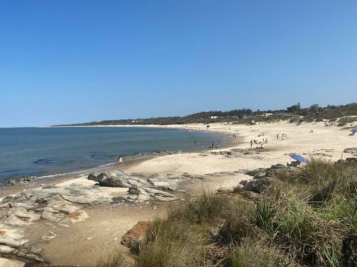 Divina cabaña para disfrutar de la playa
