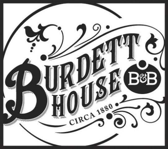 Roosevelt - Burdett House B&B