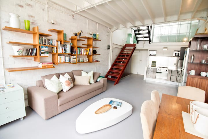 Bree Street Loft Apartment - Cape Town - Apartment