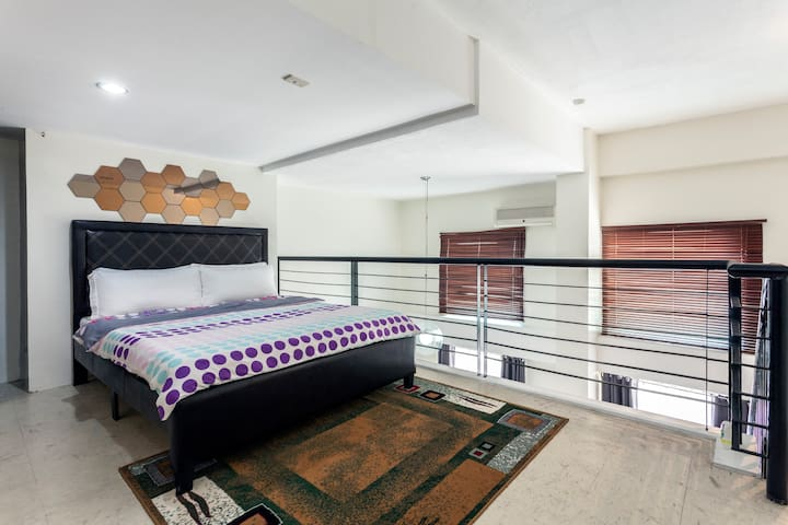 Spacious LOFT Apartment with 55sqm, new renovated