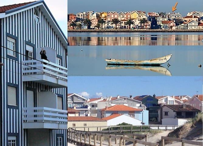 BELLEVIEW.CHARM APARTMENT in COSTA NOVA (PORTUGAL) - Ílhavo, Gafanha da Encarnação - Flat