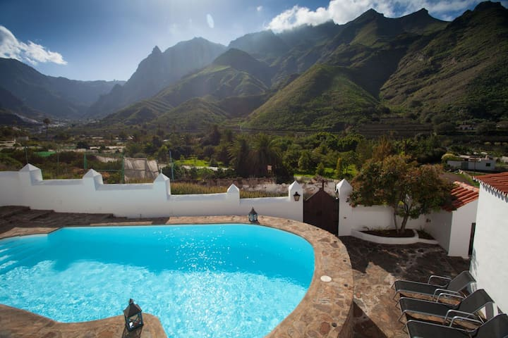The best natural place to stay in Gran Canaria. - Agaete - House