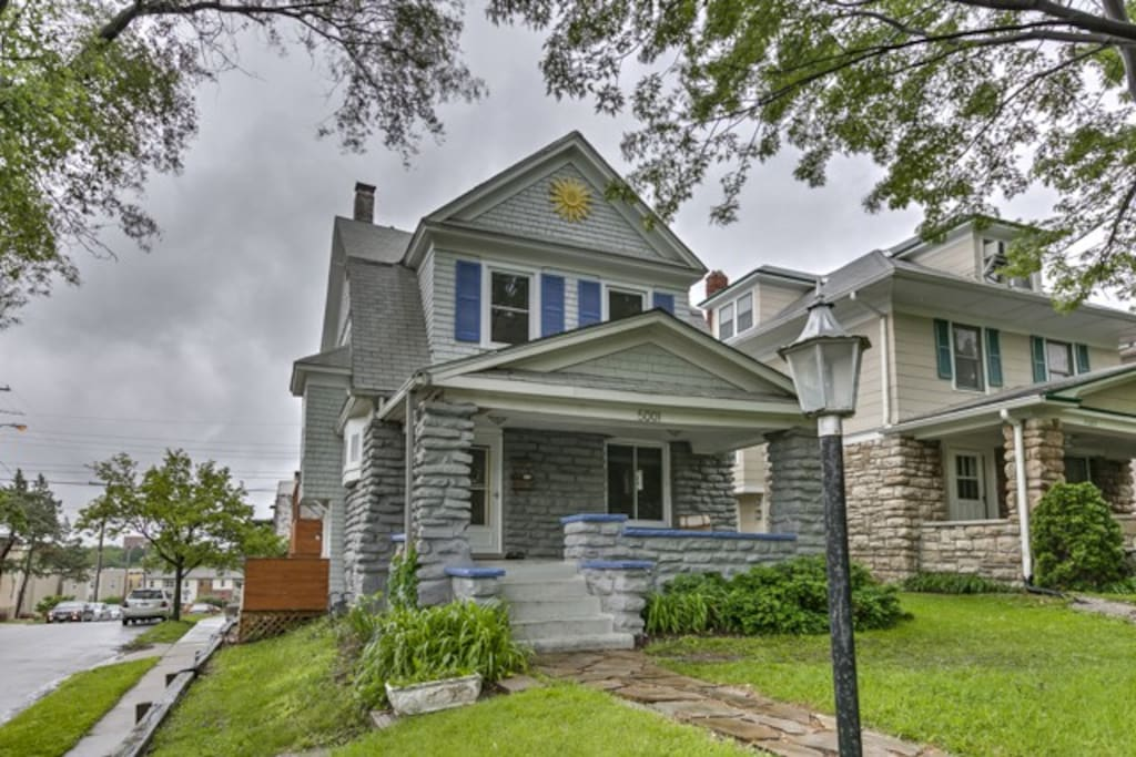 Classic home in walking distance to best of KC