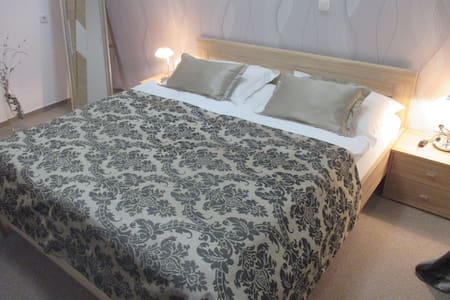 Rooms Tiban - double room - Velika Gorica - Bed & Breakfast