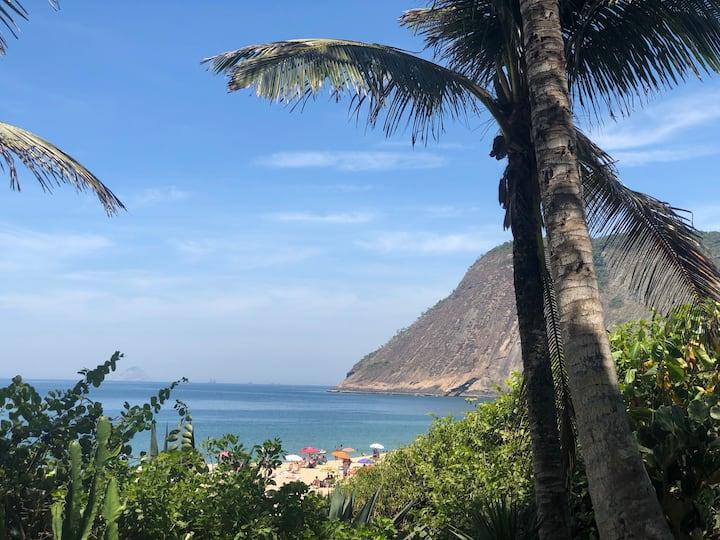 Ocean 2 . Loft a 5 min. da praia de Itacoatiara