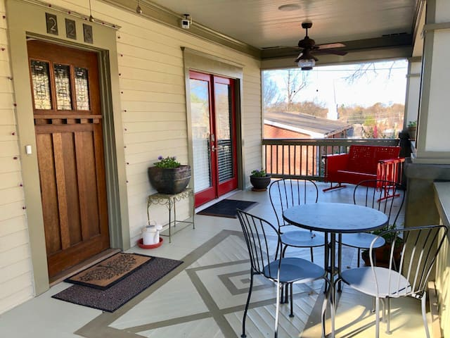 1 BR/1 BA in Modern Southern Bungalow