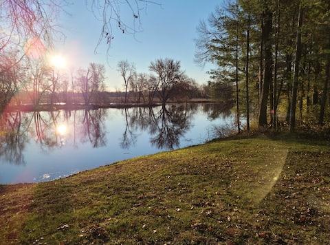 Grand Marsh Getaway