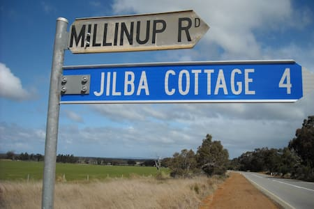 Jilba Cottage - self-contained