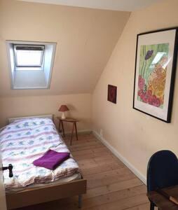Hyggeligt værelse tæt på alt Rum 1 - Оденсе - Квартира
