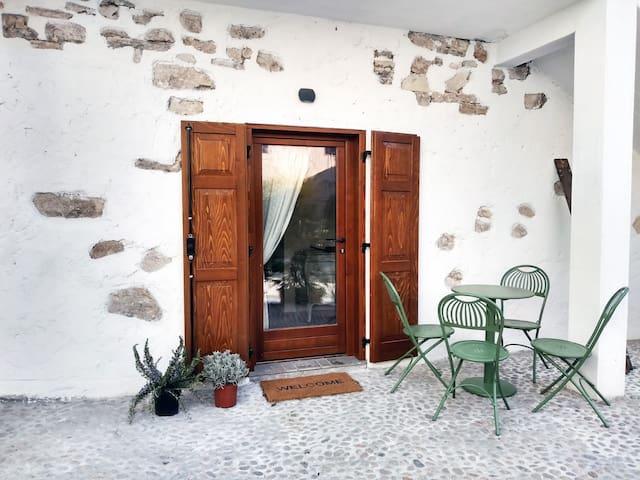 """stanza privata """"Alloro"""" in Lavanda& Rosmarino home"""