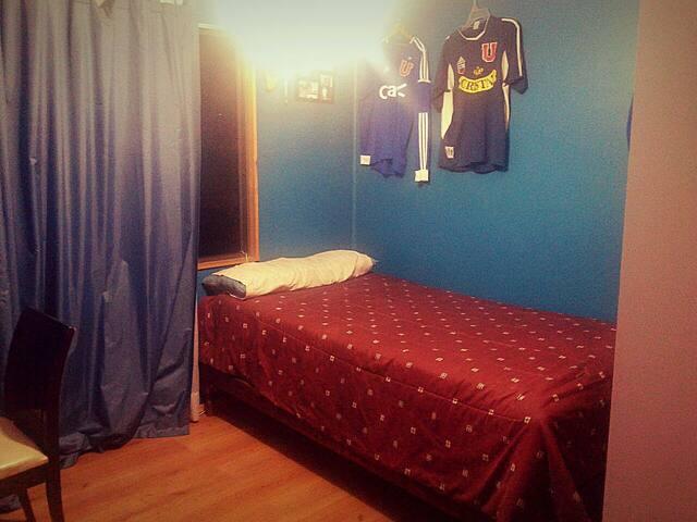 Mi cuarto, un mundo para la música. - Santiago - House