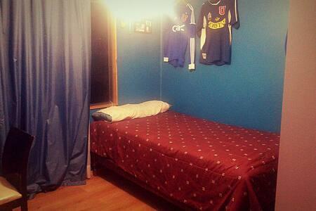 Mi cuarto, un mundo para la música. - Santiago - Haus