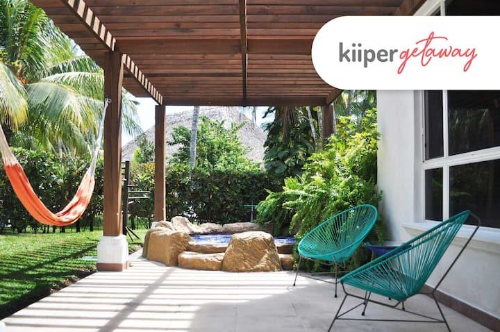 kiiper | Villa Sol, Relaxing Getaway | 10 PPL