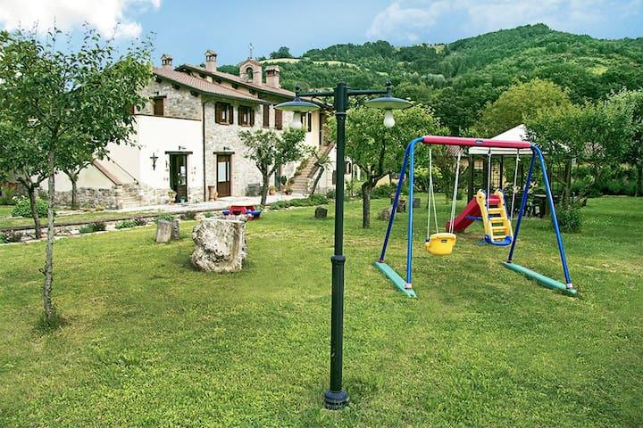 Appartamento nel Casale umbro tra Gubbio e Assisi