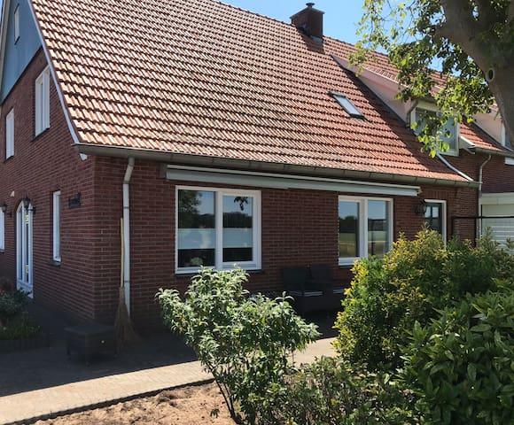 Vakantiehuis in Twente, paardenstalling mogelijk