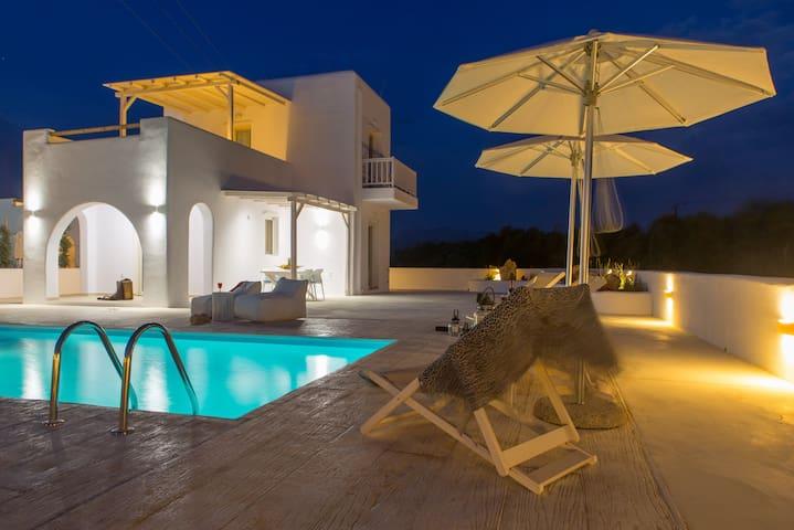 Naxian Lounge Villas | Villa III with private pool