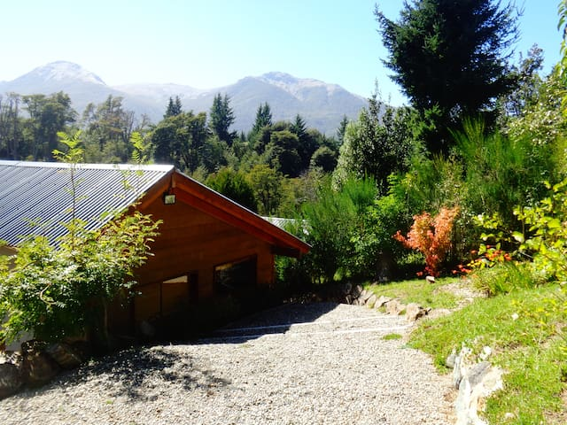 Casa de huéspedes, buena ubicación y linda vista