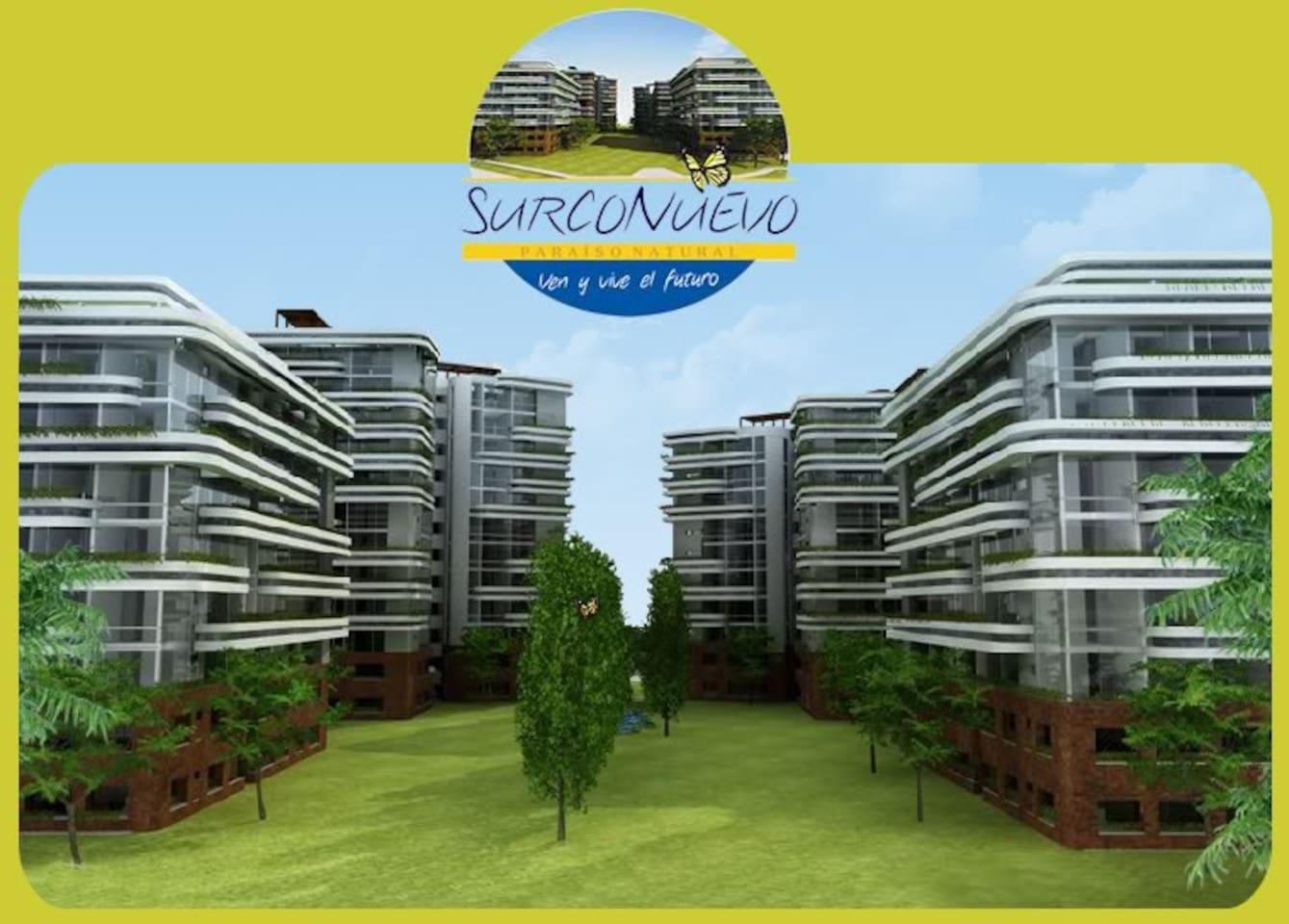 Welcome to Condominio Surco Nuevo!