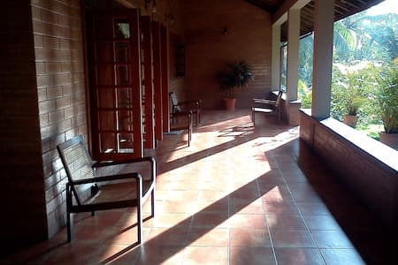 Cozy Spacious House Close to Town - Kalutara