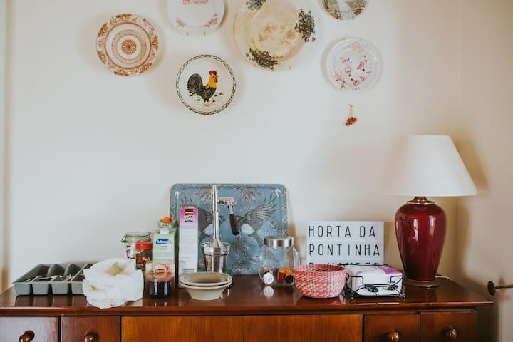 Alojamento Local Horta da Pontinha quarto privado