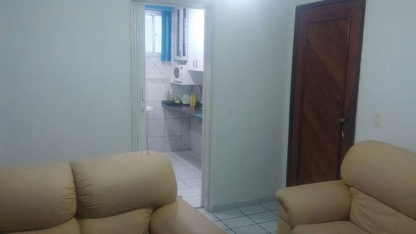 Apartamento em Jacaraípe - próximo à Praias - Serra - Lägenhet