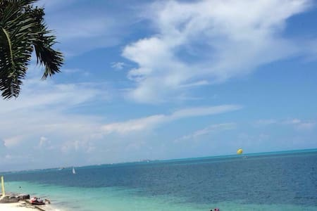 Cancun Hotel Zone. Beach Front 7 - 坎昆