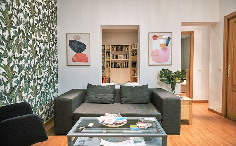 Cozy apartment around the Retiro Park