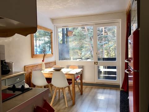 Appartement cosy à La Norma