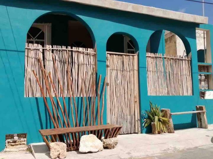 Sanitary Shelter home La Ceiba