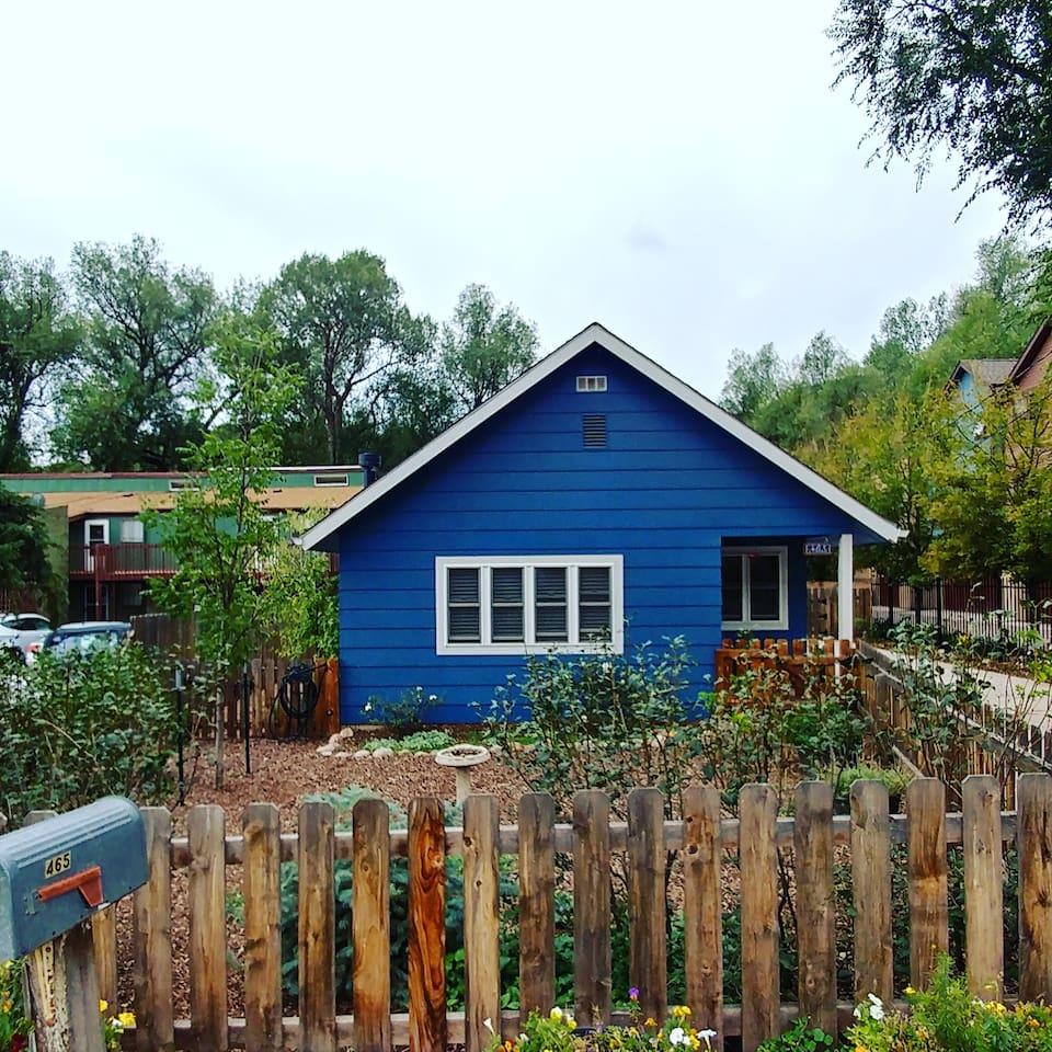 A Creekside Casa