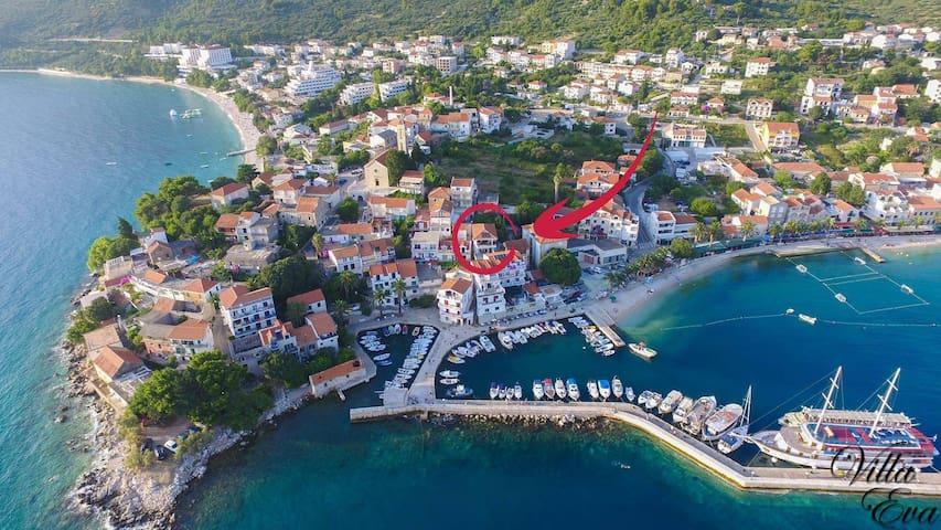 Villa Eva Gradac, Apartman