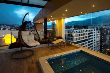 Luxury Apartment in Quito