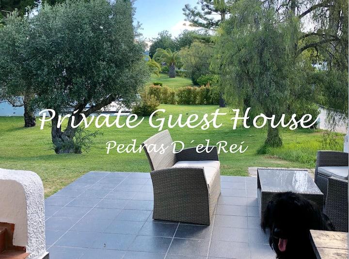 Private Guest House - Moradia V2 - Pedras D´el Rei