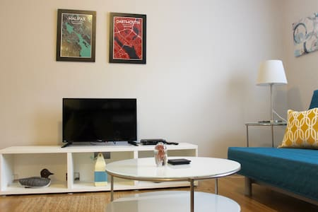 The Fun Flat.  Central, 1 bdr with tons of games! - Halifax