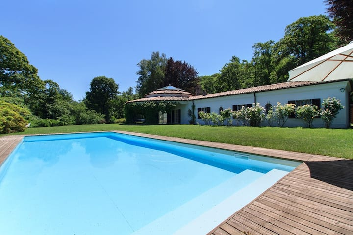 Eye-catching villa with pool! - Villa Monti