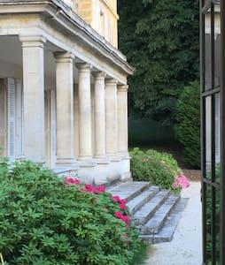 Un château exclusif à 1 heure de Paris - Trie-la-Ville