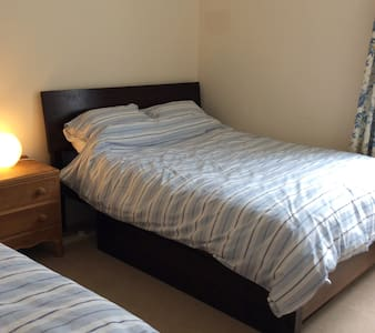 Double or Family room in Newhaven - Newhaven - Huis