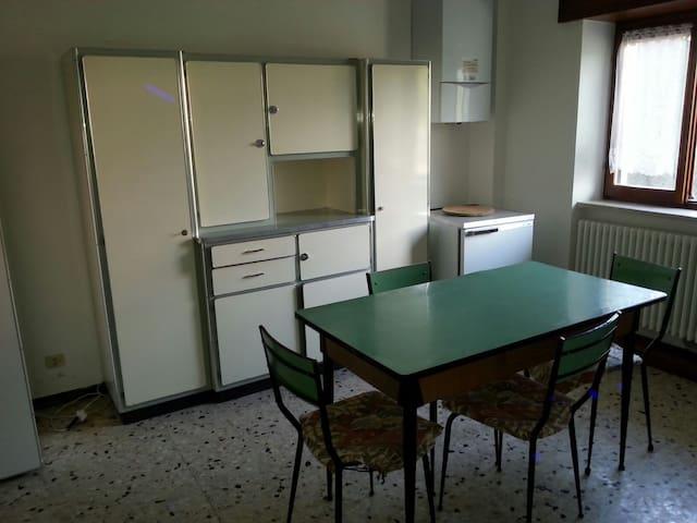Appartamento spazioso in montagna - Lepreno - Apartamento