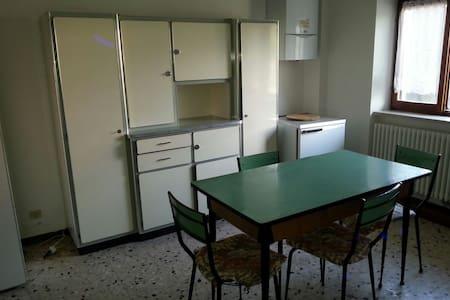 Appartamento spazioso in montagna - Lepreno - Apartmen