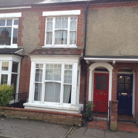 Single room in Victorian terrace. - Norwich