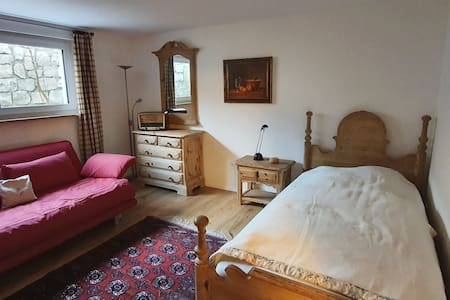 country house room between munich and Starnberg